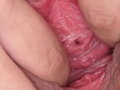Frisky czech nympho spreads her slim comminute a break up with to the bizarre