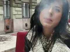 Public Hardcore Sex With Unskilled Euro Teen For Money 11
