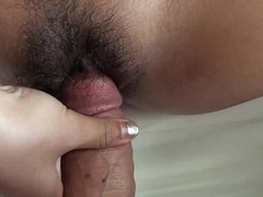Her pussy is so hot when it happened gets fucked close up