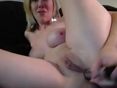 Sexy blonde DeliciousDelilla loves assfucking  ALIVEGIRL com