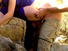 sexy wife love hiking plus fucking