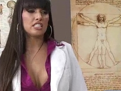 Naughty Patient (mercedes carrera) Jibe consent to At Doctor With an increment of Recive Carnal knowledge As Treat mov-10