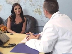 Torrid Old bag Patient (adriana chechik) And Doctor In Sex Adventures On Cam mov-02