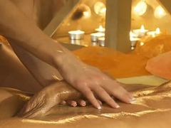 Slippery Turkish Massage Techniques