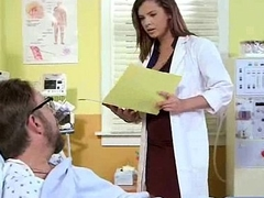 Doctor Seduce And Bang Hard An Horny Sluty Patient (keisha grey) vid-12