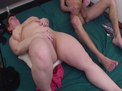 Fat Mama Anal Fucked In Young Boy'_s District