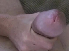 MILF Plays To Sons Cock
