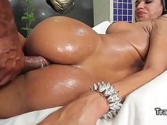 Tall big hot goods tgirl fuck black cock