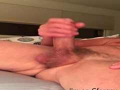 Giving some good time to my big cock..I'_m on Gforgay.com