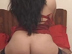 Italian amateur couple in fogginess bonks and filmed