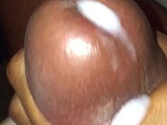 playing around with my mega dick wanking monster 10 inch bbc