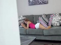 Top-drawer Step-Sis Family Kinky Role-Play With StepBro
