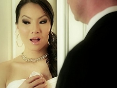 Asa Akira needs two rods