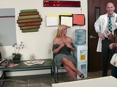 Brazzers - Doctor Adventures - Alison Star increased by Johnny Sins -  Doctor Feelgoods Sinful Services