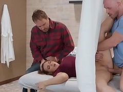 Private Treatment Working capital Natasha Nice coupled with Johnny Sins