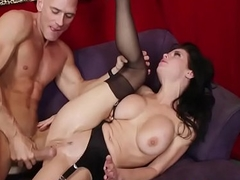 Brazzers - Milfs Like it Big - (Veronica Avluv, Johnny Sins) - The Right Fit