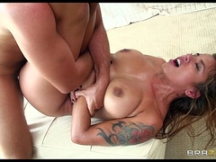 Anita Toro shows off her body and unsystematically her deepthroat aptitude