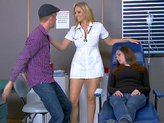 Brazzers - Julia Ann is four hot nurse