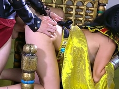 Brazzers - Egyptian deity Nina Ellis loves heavy flannel