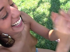 BANGBROS - She jerks it really well