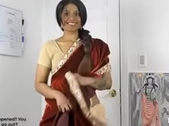 Horny Lily South Indian Sister Back Law Role Play Close to Tamil Smutty Talking