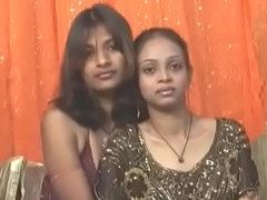 Desi Sizzling Indian Girl Khushi Prize Lesbian Sexual connection with Girl Friend