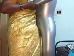 tamil aunty telugu aunty kannada aunty malayalam aunty Kerala aunty hindi bhabhi horny desi north indian south indian horny vanitha wearing saree school teacher showing big boobs and hairless pussy press hard boobs press nip rubbing pussy going to bed sex doll