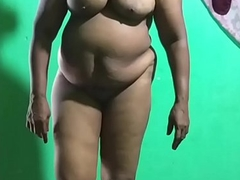 Velamma Bhabhi Indian Nice Show Masturbating Bonking Myself off with fingers with the addition of moaning Mature MILF surmise with the addition of hard banana