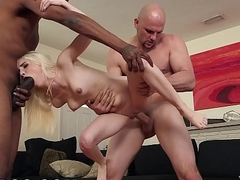 BANGBROS - Piper Perri Interracial Monsters of Cock with J-mac & Charlie Mac