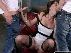 Kidnapped Wife Dana Dearmond Dana Gets the Rough Gangbang She&rsquo_s Always Wanted