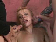 Big Tit Ho Nadia White Face Screwed
