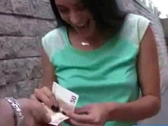 Teens Love Money screwed in open Public - www.Teens4Money.com video 08