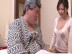 Asian milf Mirei Yokoyama loves dealing such tasty unearth